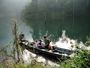 Cheo Lan Lake Canoe Tour