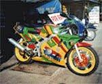 Motorcycle Tour Bike